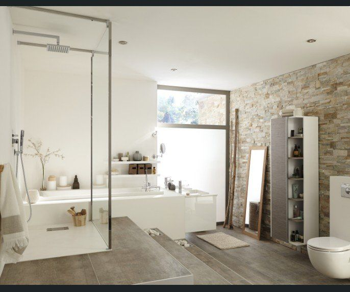24 best SDB_new images on Pinterest Bathroom, Bathrooms and