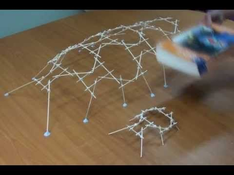 reciprocal structure | Reciprocal Frame Structures Made Easy - Fast Forward - YouTube
