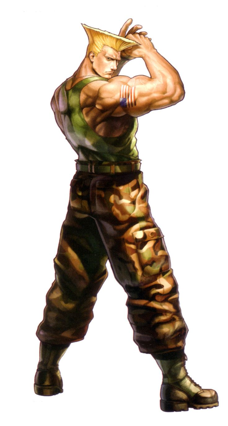 50 best guile  street fighter  images on pinterest