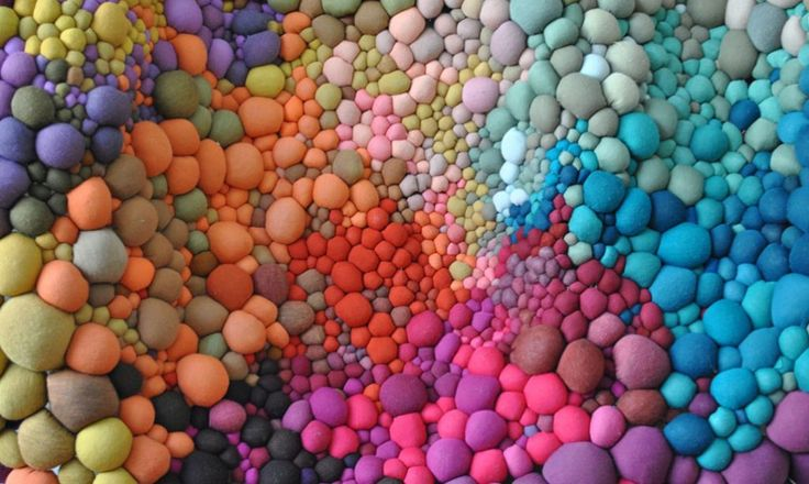 Colourful Creations: Serena Garcia Dalla Venezia