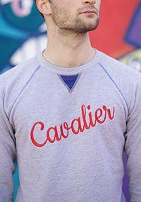Cavalier bleu - 100% Made in France