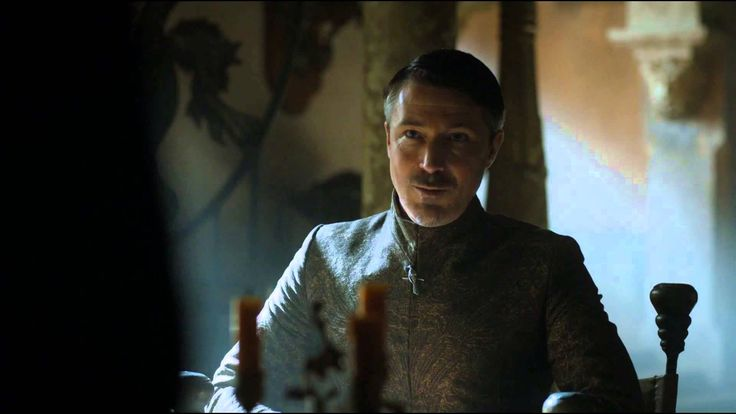 Game of Thrones 5x06 - Petyr Baelish returns to King's Landing & meets w...