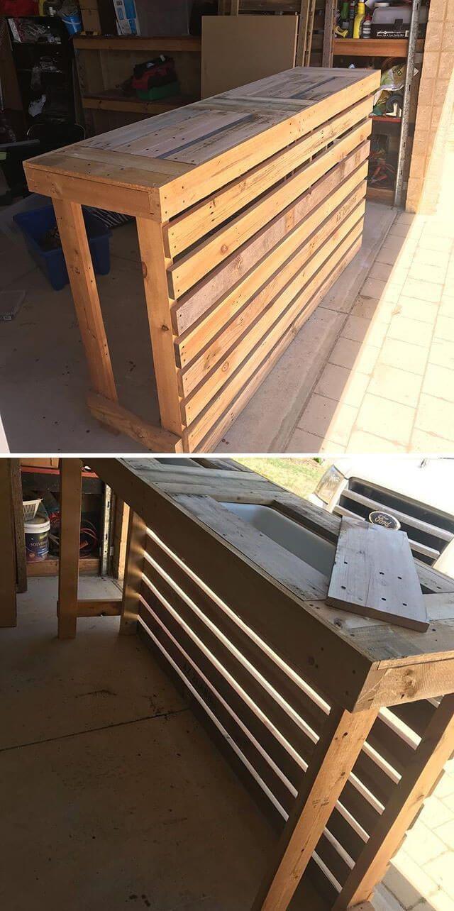 Piscine En Palette De Bois 33+ standard size pallet shipping ideas - | mobilier d