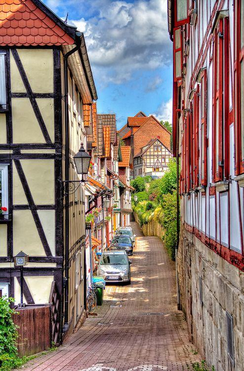 Bad Sooden-Allendorf ~ Germany