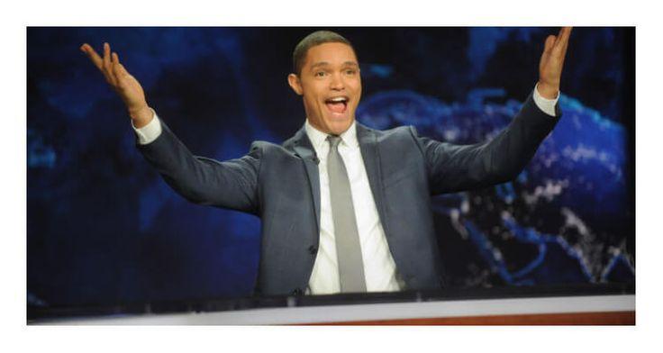 Comedy Central Extends The Daily Show with Trevor Noah Through 2022