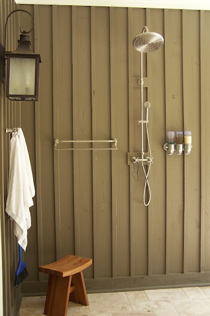 17 best images about outdoor showers on pinterest simple for Shed bathroom designs