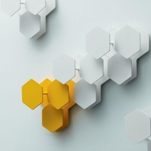 Appendiabiti Leaf - design Giopato & Coombes - Miniforms