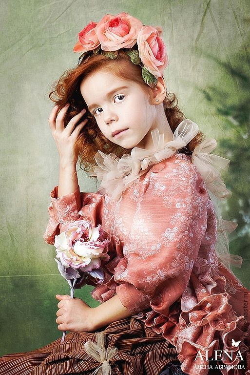 Купить Цветы из ткани - Коралловые розы - коралловый, роза из шелка, роза из ткани