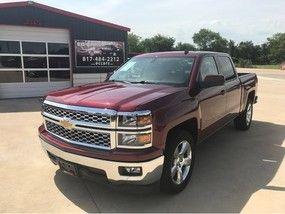 2014 Chevrolet Silverado 1500 LT in Burleson, Texas
