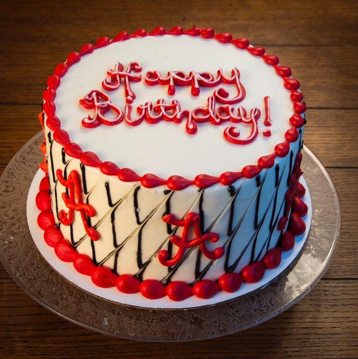 Die besten 25 Alabama Geburtstagskuchen Ideen auf Pinterest