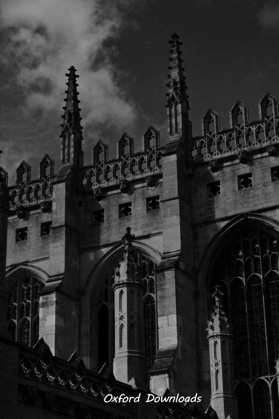 Cambridge Cambridge Print Digital Download by OxfordDownloads