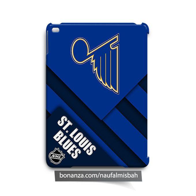 St. Louis Blues Cool iPad Air Mini 2 3 4 Case Cover
