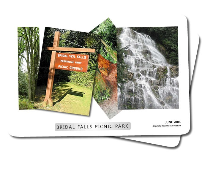 Bridal Falls - Take a short walk up to the 6th highest waterfall in Canada!