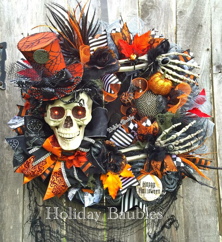 Mr. Bones by Holiday Baubles                                                                                                                                                                                 More