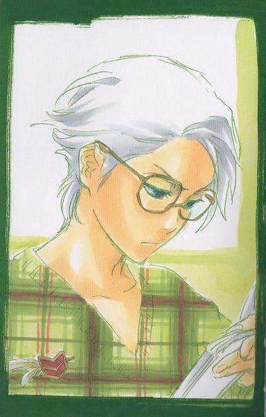Tags: Anime, BLEACH, Tite Kubo, Scan, Hitsugaya Toushirou // WHAAAAAAAAAAATTTTT. THAT IS NOT OUR LIL SHIRO-CHAN.