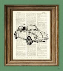 Image result for painting retro beetle bug surf