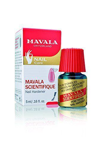 Mavala Scientifique Durcisseur des Ongles 5 ml: Mavala Scientifique Durcisseur d'Ongles 5 ml permet aux ongles dédoublés, mous ou cassants…