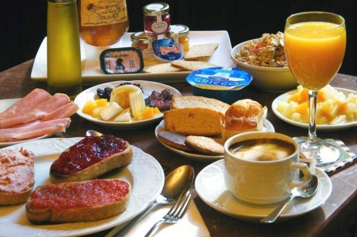 un buen desayuno para adelgazar