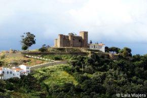 Castillo medieval de Cortegana, Huelva