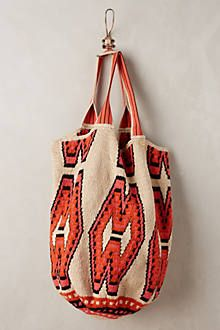 Tote for Anthropologie By Guanábana handmade