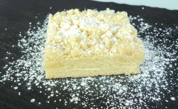 fluffig Streuselkuchen, Streuselkuchen vom Blech, Hefeteig, Butterstreuselkuchen