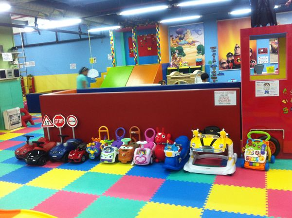 Royce Kids Gym. The playroom your kids wished you had in the basement with none of the cleanup! It's huge, it's super clean and fun for preschoolers.