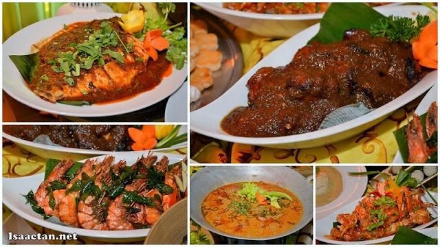 Ramadhan Buffet Preview @ Tonka Bean Cafe Impiana Hotel KLCC