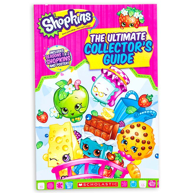 Toys From Five Below : Shopkins collector s guide toys games sports five