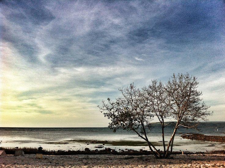 Noon at Samawa beach,Sumbawa, Indonesia