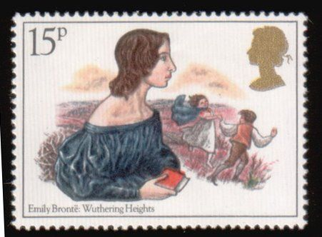 Literary piece about buying an envelope and stamp - what is it?