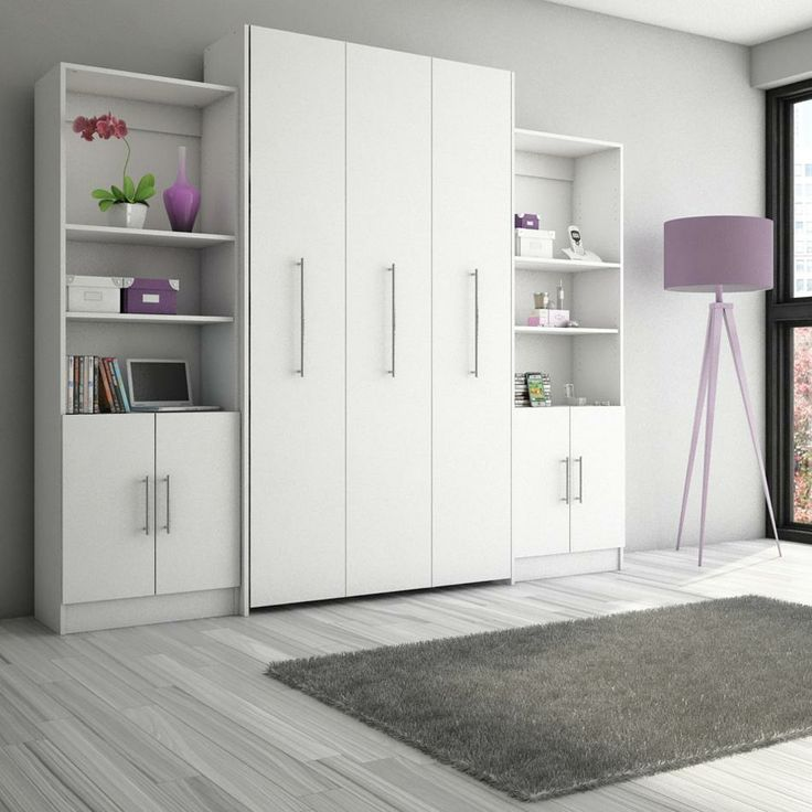 Eva, Murphy Beds, Twin Beds, Bookcas Sets, Storage United, Wall Beds ...