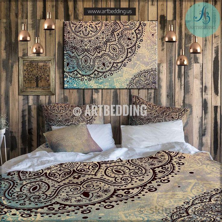 Best 25 Bohemian Bedding Sets Ideas On Pinterest Bed