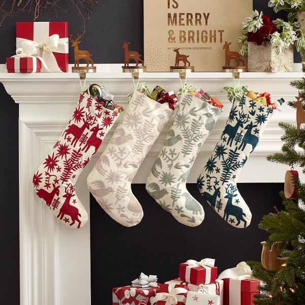 Doesn't look like there is a link, but these are some cute embroidered Christmas stockings