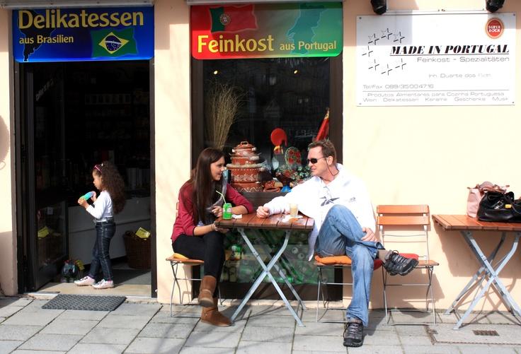 Portuguese shop in Munich.  http://www.feinkost-portugal.de/