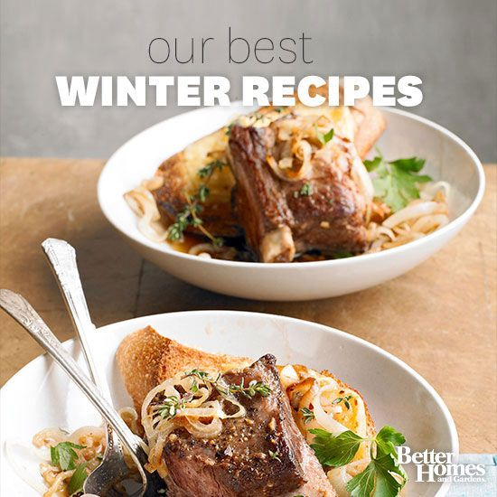 Our Best Winter Recipes