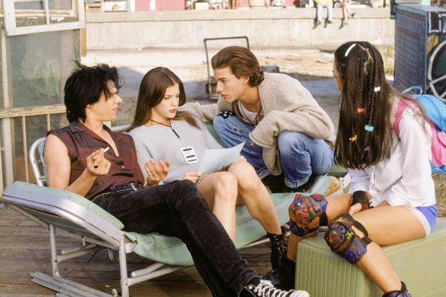 Photo from film, Empire Records (1995)