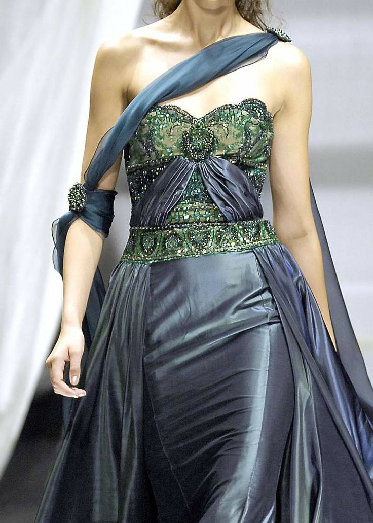 Zuhair Murad Haute Couture Autumn 2007 by alba