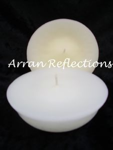 4 inch Floating Candle for Large Vases