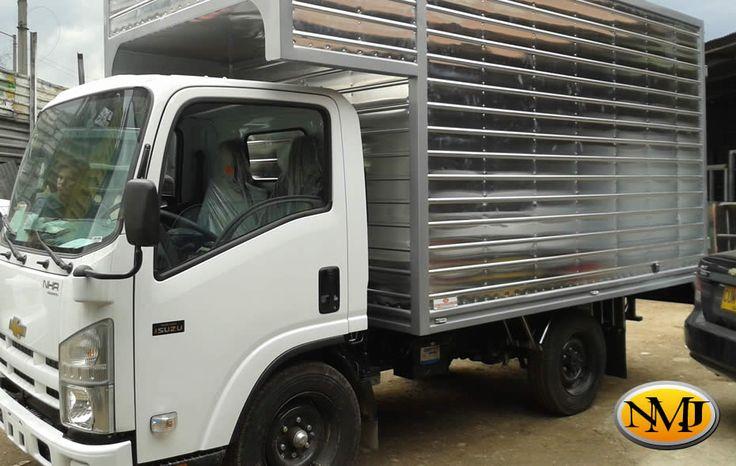 Carrocerías NMJ representa el futuro de la construcción de furgones en camiones y camionetas en Colombia.  http://www.carroceriasyfurgonesnmj.com/diseno-instalacion-mantenimiento-y-venta-de-camiones-furgones-nuevos-y-usados