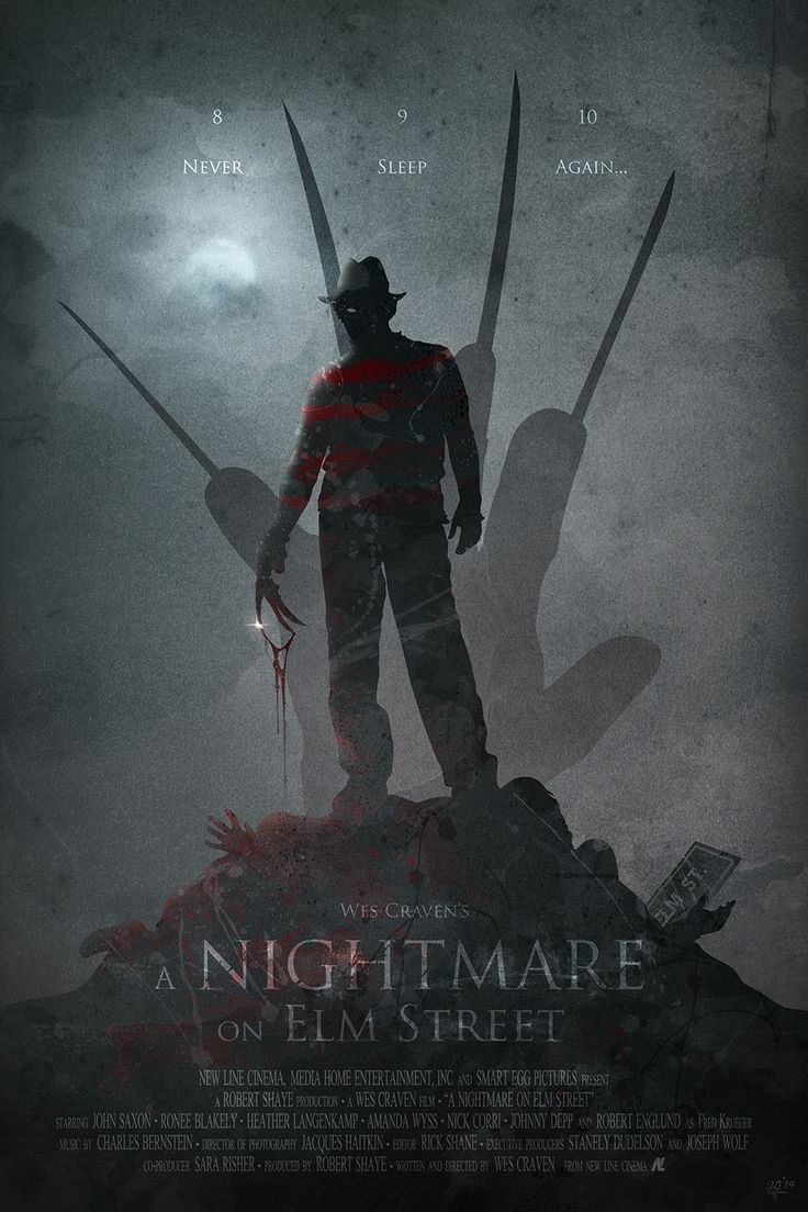Nightmare on Elm Street by Digital Theory