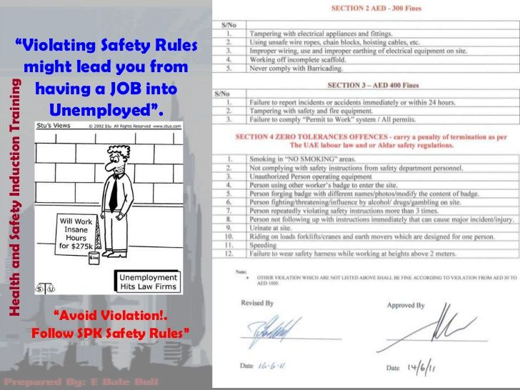29 best Health and Safety images on Pinterest Health and safety - safety manual template