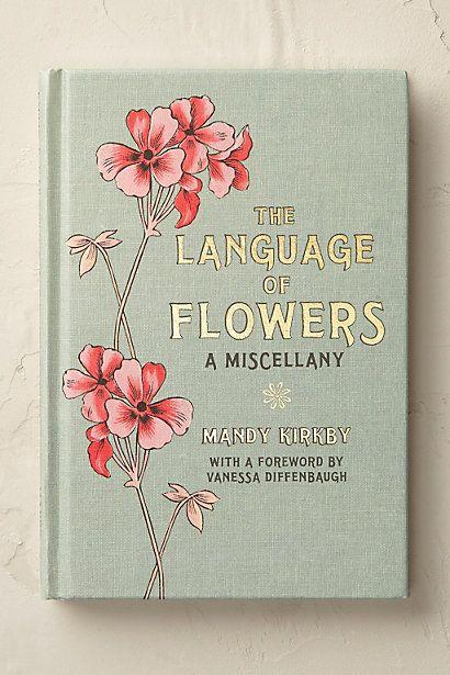 Anthropologie Europa Die Sprache der Blumen