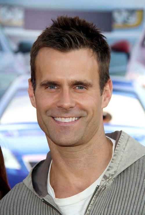 Cameron Mathison [Murder, She Baked series; A Christmas to Remember; Along Came a Nanny; My Gal Sunday; Holidaze; Window Wonderland; The Christmas Ornament]