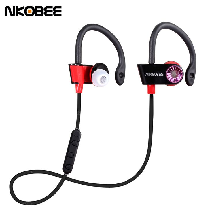 >> Click to Buy << Casque Audio Bluetooth Sport NKOBEE In-Ear Wireless Bluetooth Earphone Stereo Earbuds Headset Bass Earphones with Mic For iPhone #Affiliate