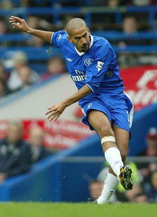 Juan Sebastian Veron, Chelsea FC