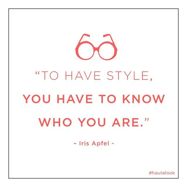 Quote by Iris Apfel