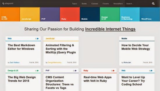 TechTwister: 7 Best Blog Resources for Learning Web Design
