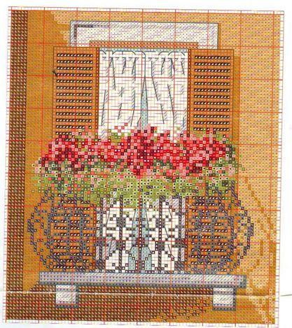 Quattro stagioni sul balcone 4