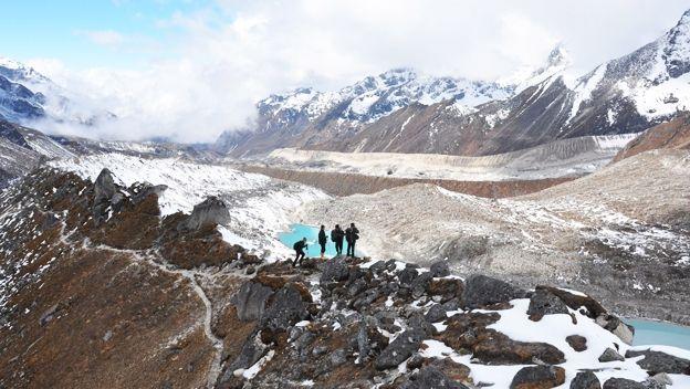 Goech la trek - sikkim