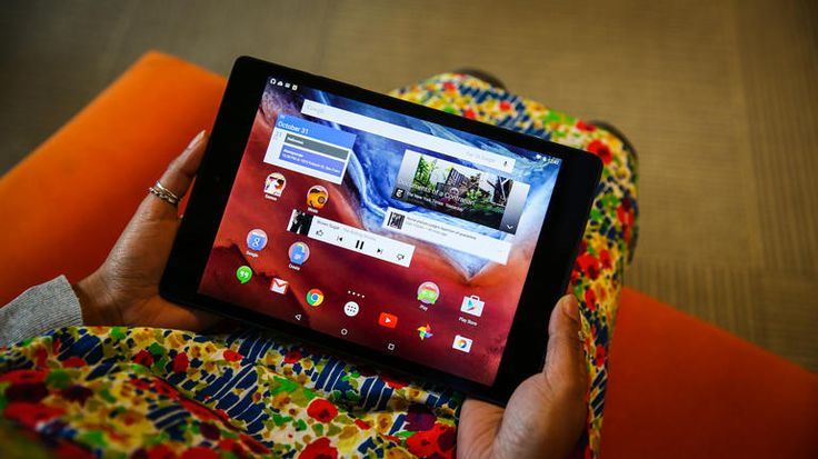 The Google Nexus 9's premium build, speedy performance and consistent updates render it one of the best high-end Android tablets.